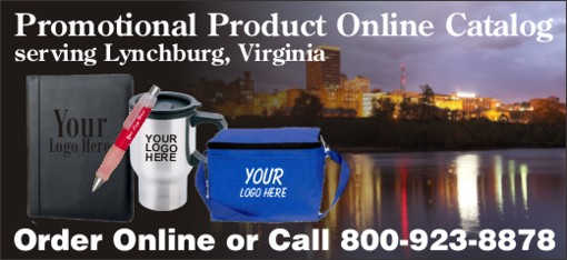 Promotional Products Lynchburg, Virginia